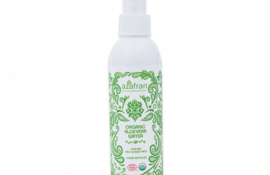 Organic Aloevera Water - Front